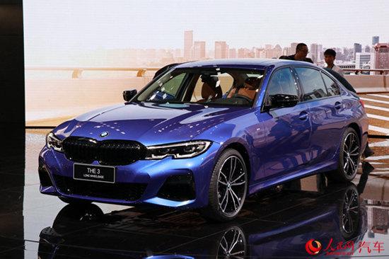 宝马全新一代3系正式发布 多款性能车型亮相