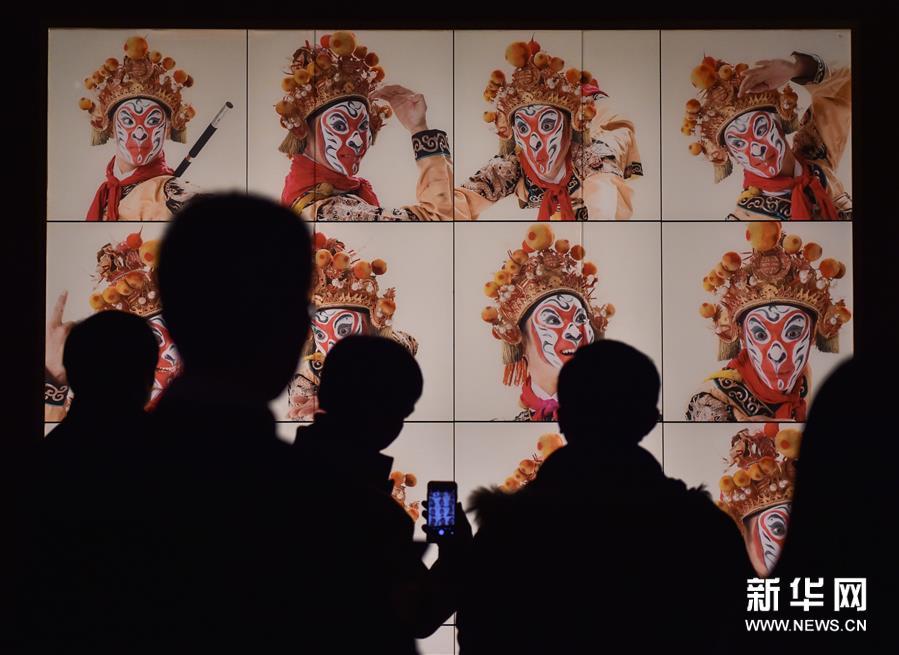 """(文化)(1)""""大圣""""猴年春节""""住""""首博"""
