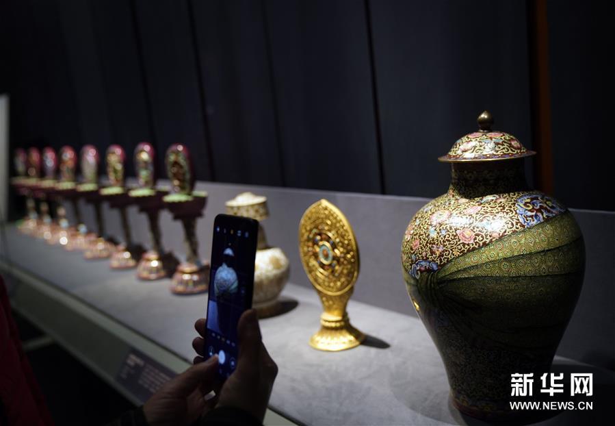 """(文化)(5)""""须弥福寿——当扎什伦布寺遇上紫禁城""""展亮相故宫"""