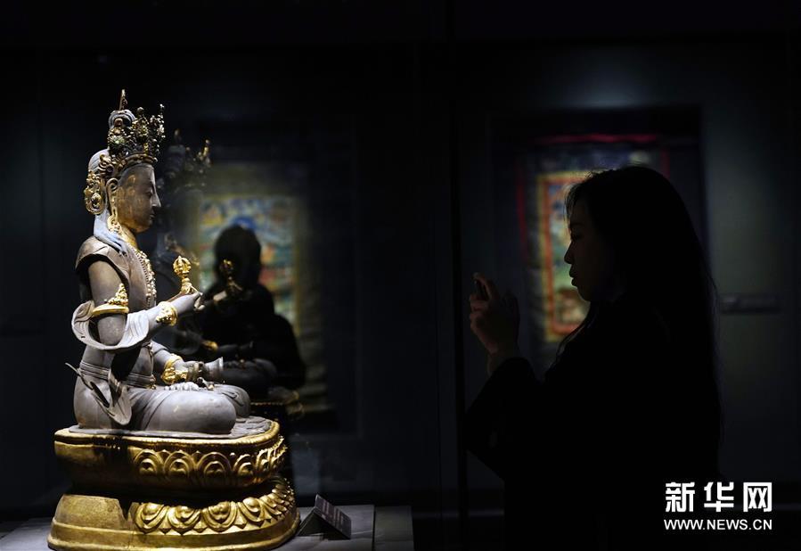"""(文化)(3)""""须弥福寿——当扎什伦布寺遇上紫禁城""""展亮相故宫"""
