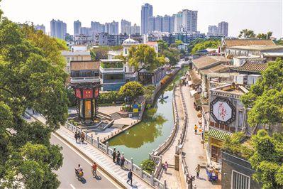 住建部和国家文物局点赞广州历史文化步道