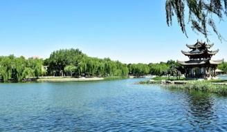 """""""五一""""北京""""游园""""红火接待游客244万人次"""