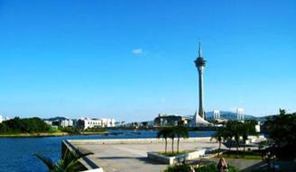 澳门推出滨海水上观光助力旅游多元化