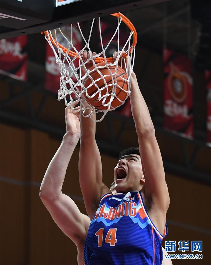 (体育)(7)篮球——CBA第一阶段:新疆伊力特胜时代中国广州