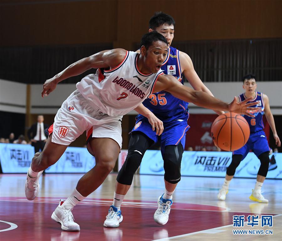 (体育)(6)篮球——CBA第一阶段:新疆伊力特胜时代中国广州