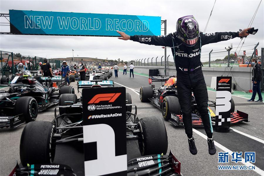 (体育)(1)赛车——汉密尔顿赢得92胜破纪录