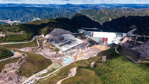 丰宁抽水蓄能电站进入设备安装阶段